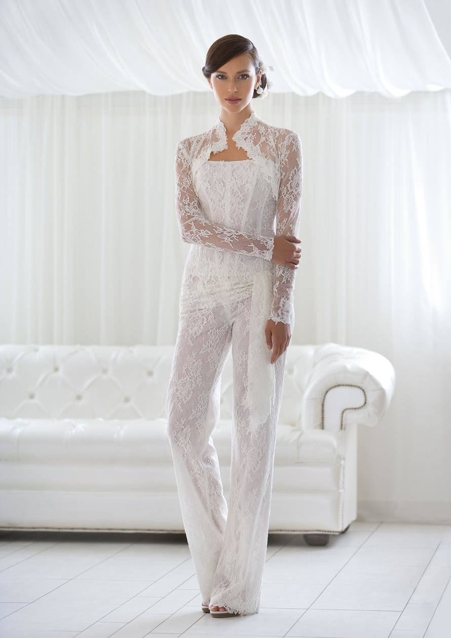 Women's Pants Outfits for Weddings
