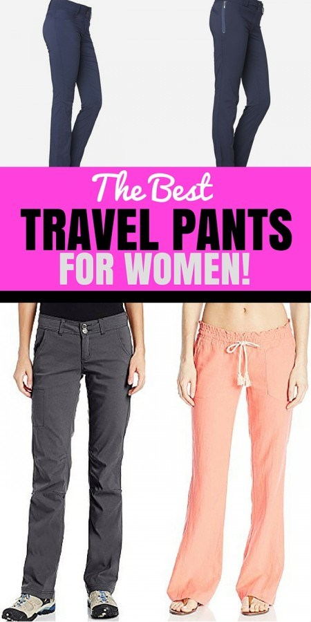 best travel pants womens photo - 2