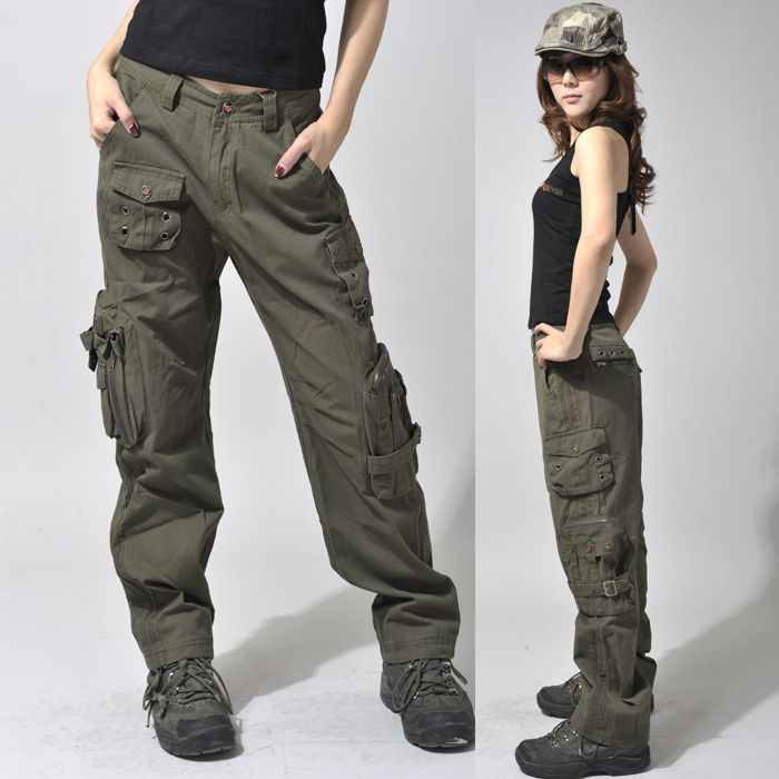 best womens cargo pants for hiking photo - 1