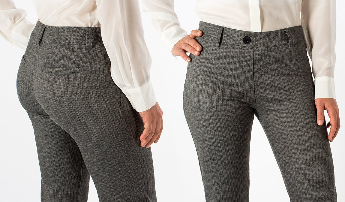 betabrand dress pant yoga pants photo - 1