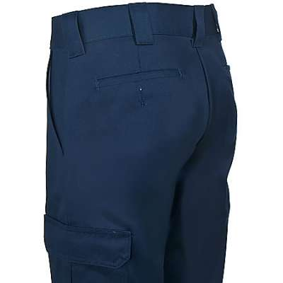 blue cargo pants womens photo - 2