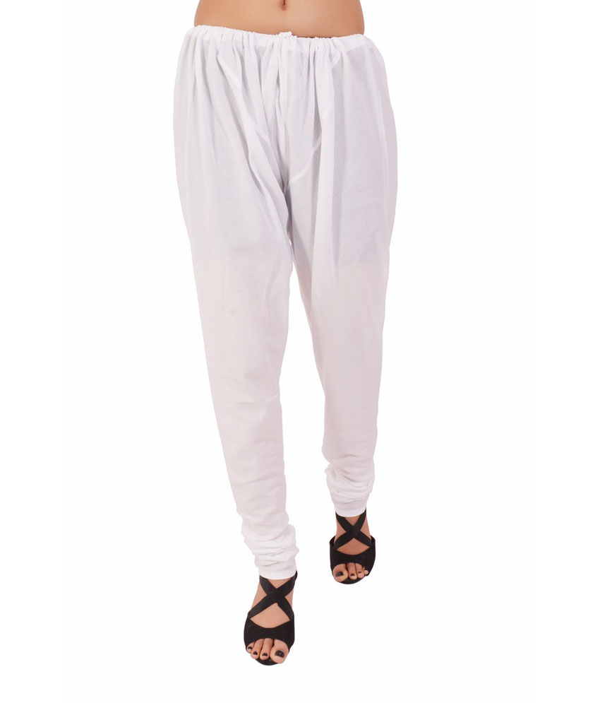 buy womens white pants online photo - 2