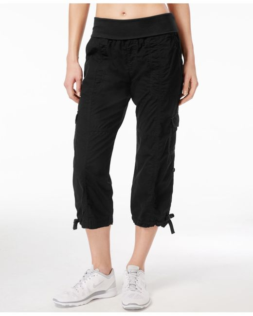 calvin klein cargo pants womens photo - 1