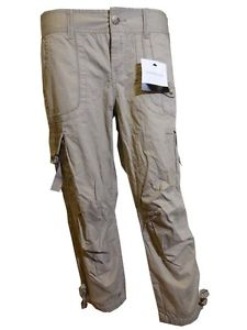 calvin klein cargo pants womens photo - 2