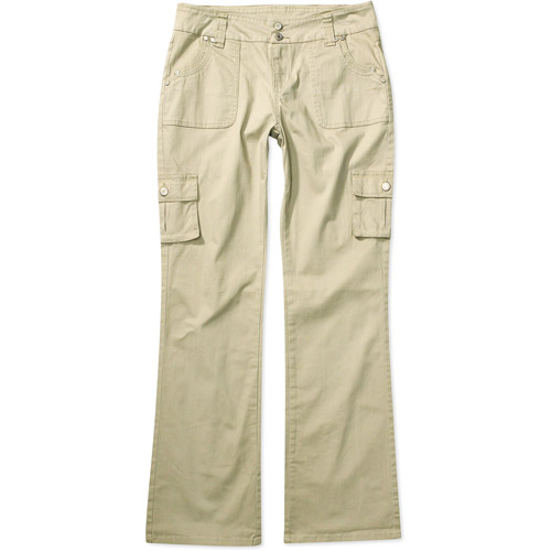 cotton cargo pants womens photo - 1