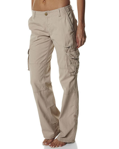 cotton cargo pants womens photo - 2