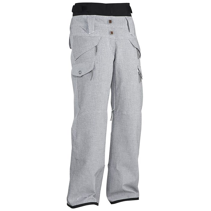 eider women s red square pants photo - 1