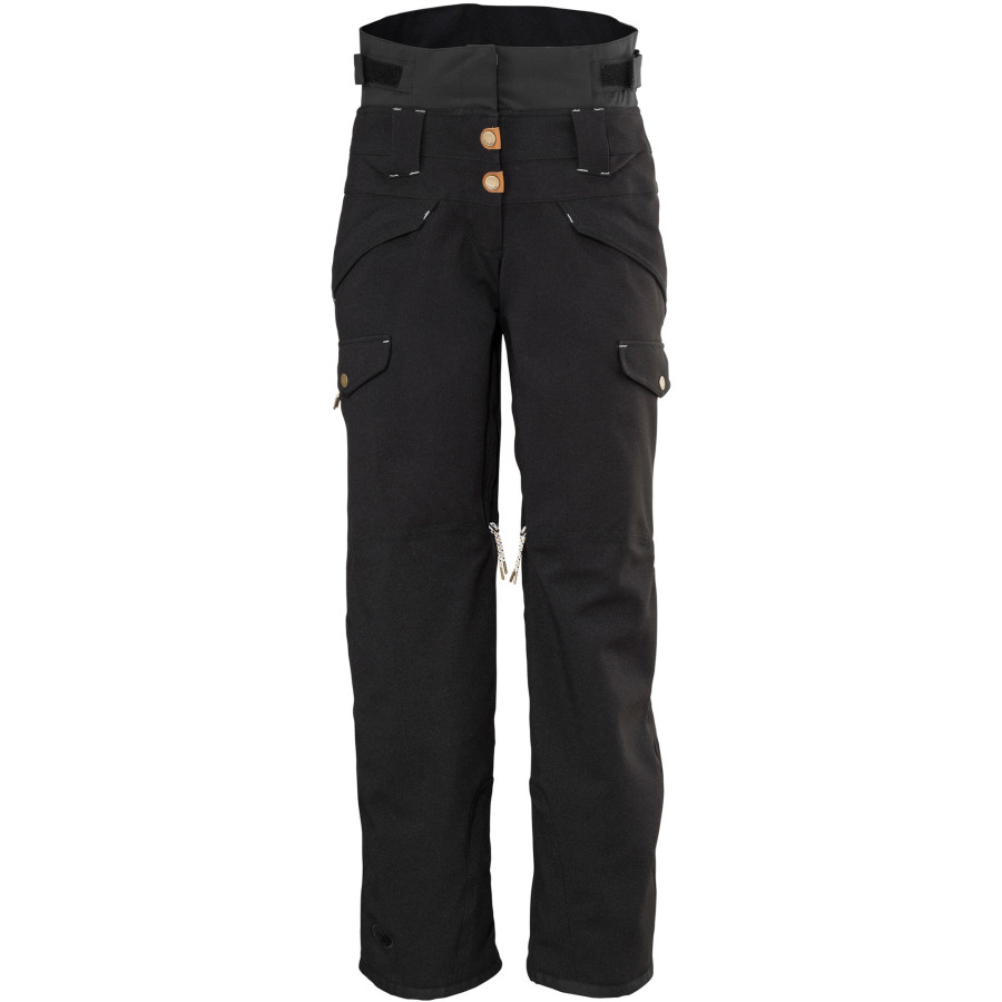 eider women s red square pants photo - 2