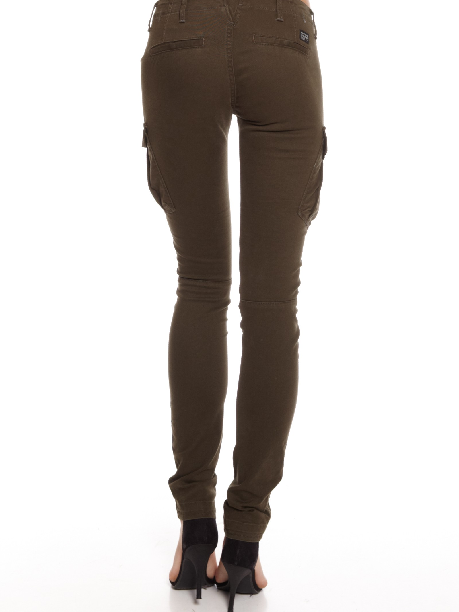 g star womens cargo pants photo - 1