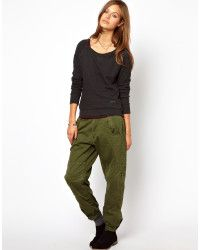 g star womens cargo pants photo - 2