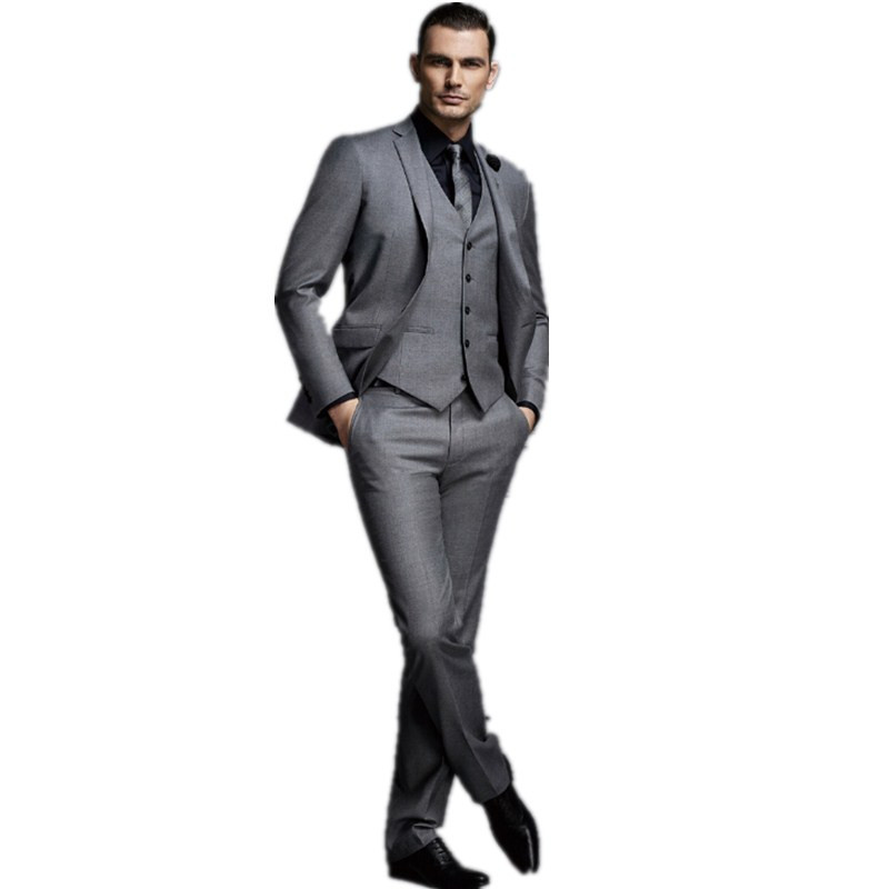 high water suit pants photo - 1