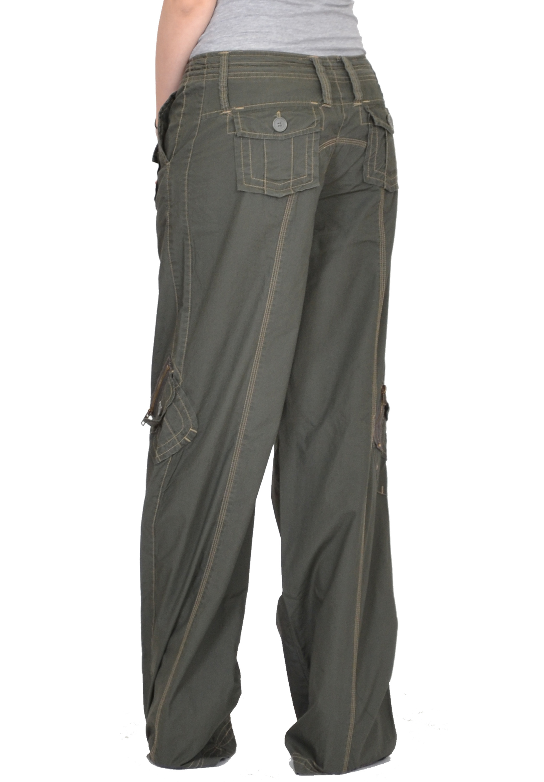 lightweight cargo pants womens photo - 1