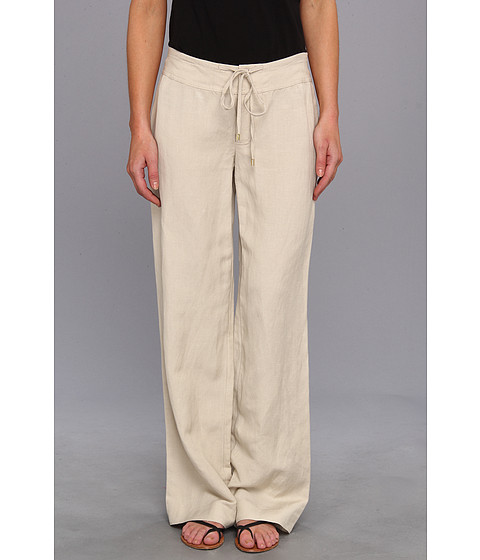linen cargo pants womens photo - 2