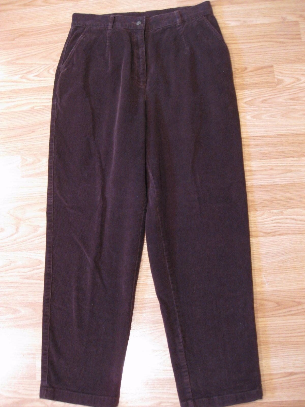 ll bean womens pants photo - 2