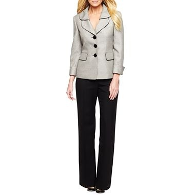 pants suit for work photo - 1