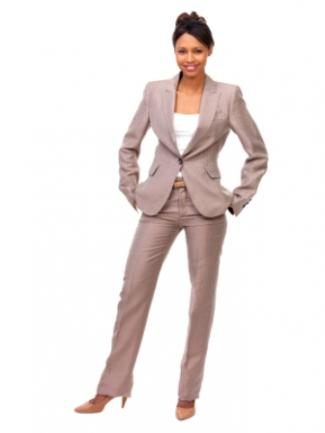 pantsuit power photo - 1