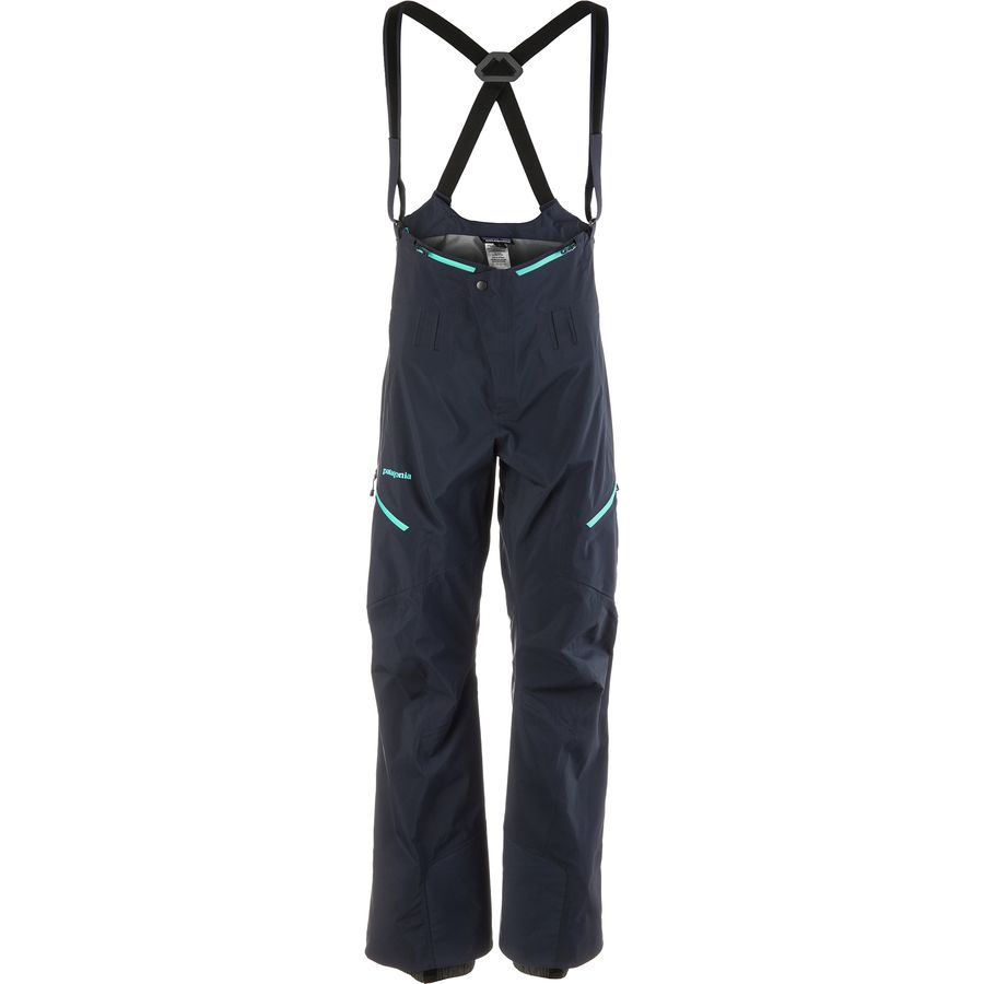 patagonia ski pants womens photo - 1