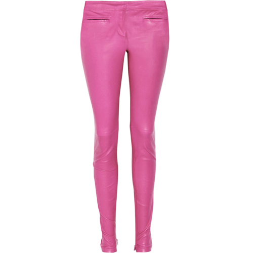 pink pants womens photo - 1