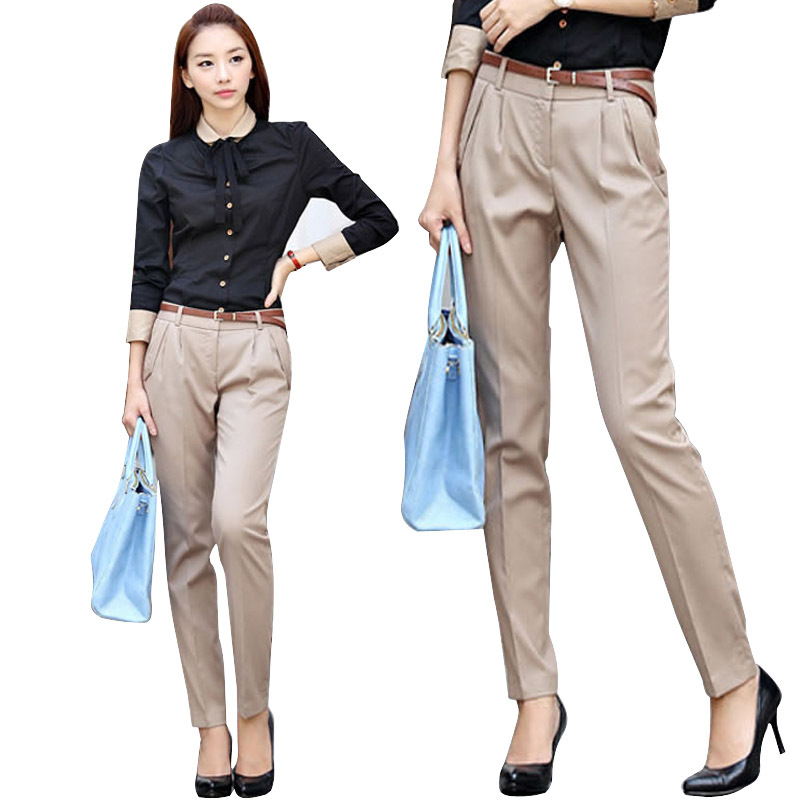 plus size alibaba trousers photo - 1