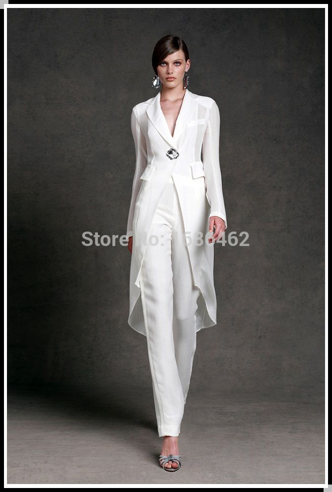 plus size dressy pant suits photo - 2