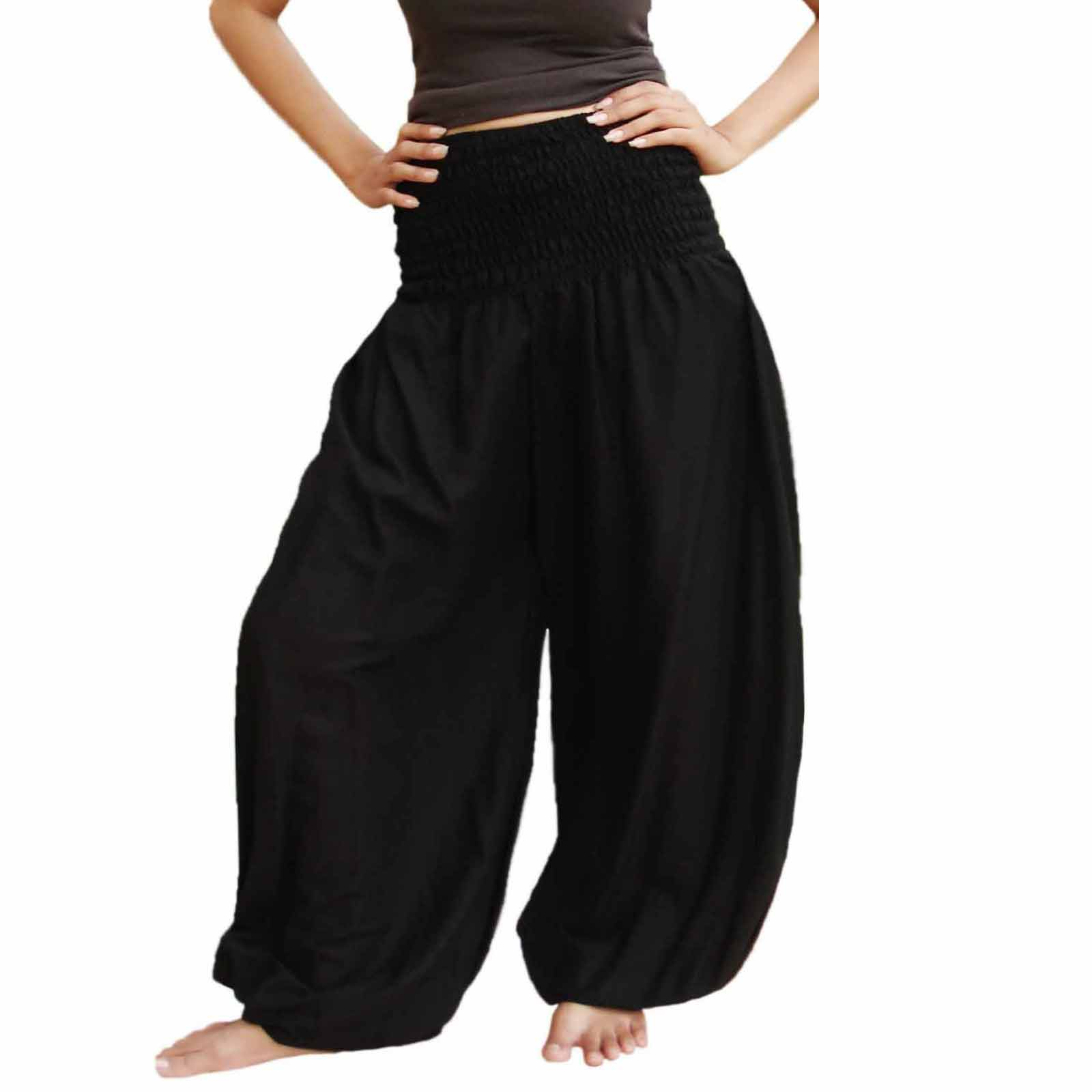plus size harem pants photo - 1