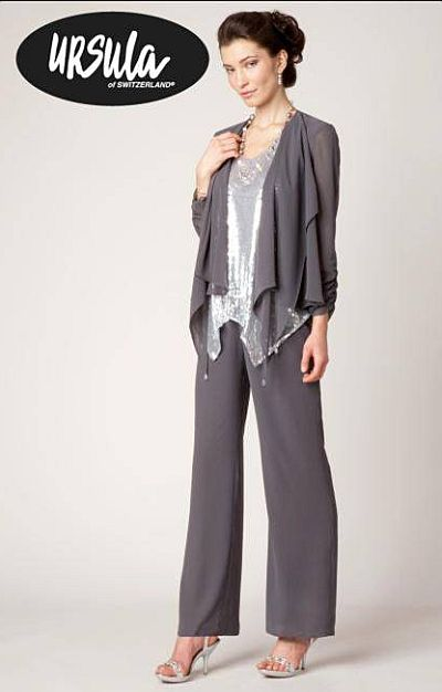 plus size holiday pant suits photo - 1
