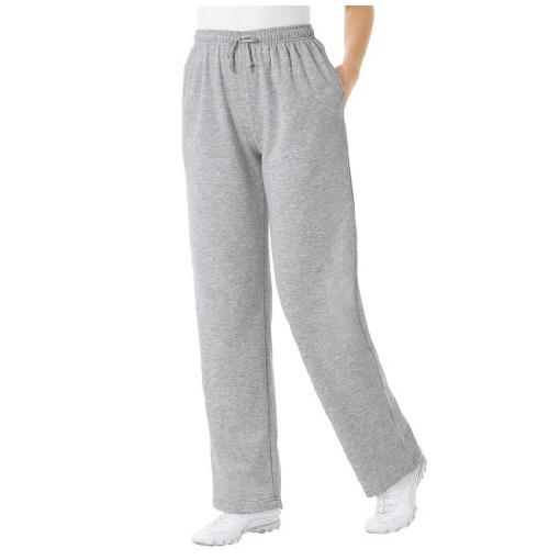 plus size knit pant photo - 2