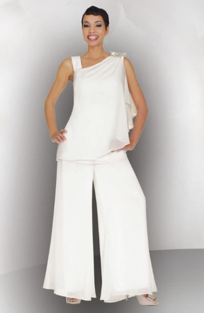plus size linen pant suits photo - 2