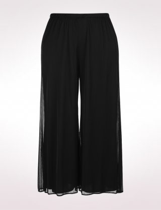 plus size palazzo pant sets photo - 2