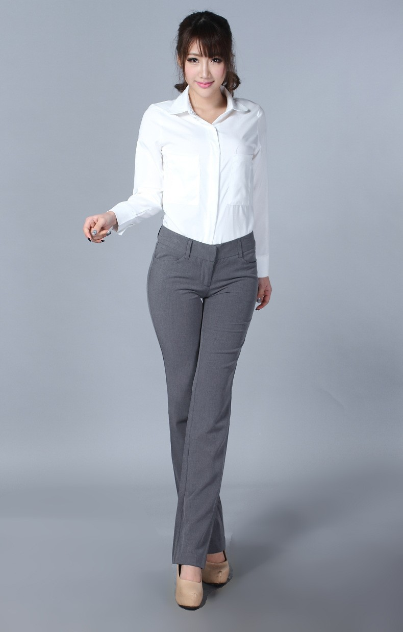 plus size pant suits for work photo - 2