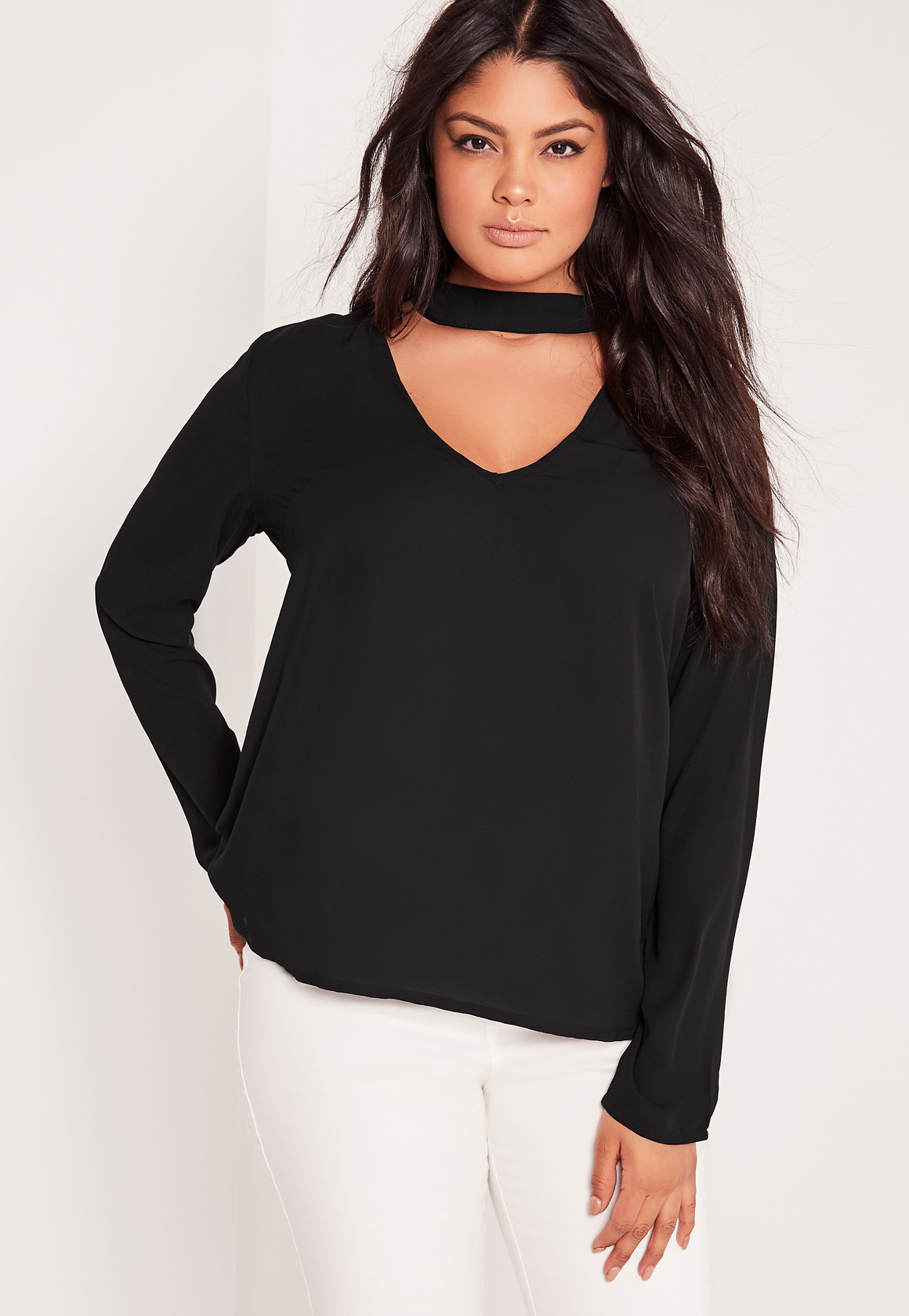 plus size pants and tops photo - 2