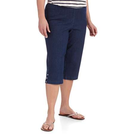 plus size pants at walmart photo - 1