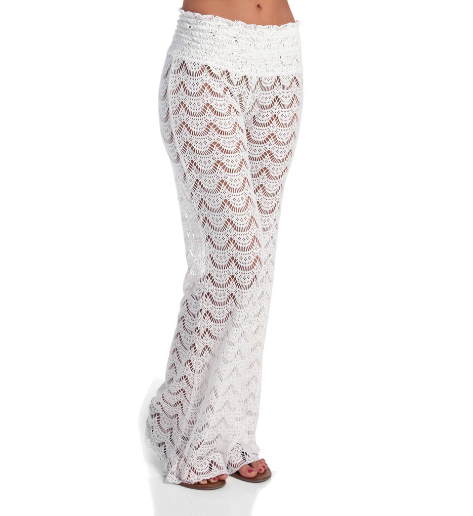 plus size pants cover up photo - 1