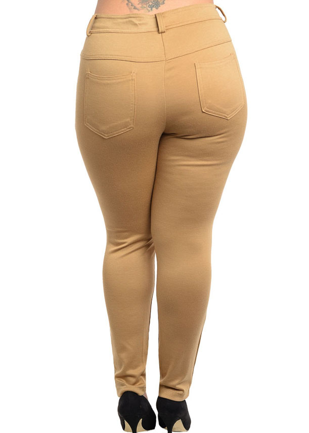 plus size pants for cheap photo - 1