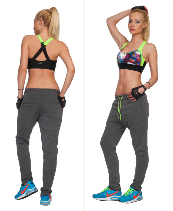 plus size running pants photo - 2