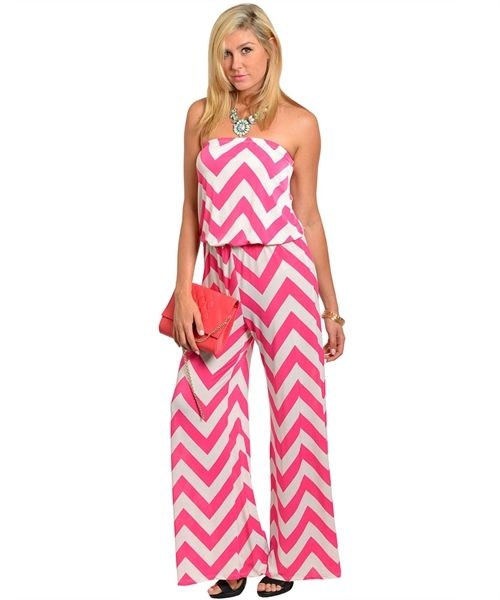 plus size zig zag pants photo - 1