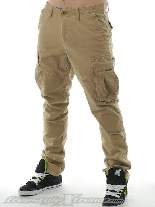 quiksilver womens cargo pants photo - 1