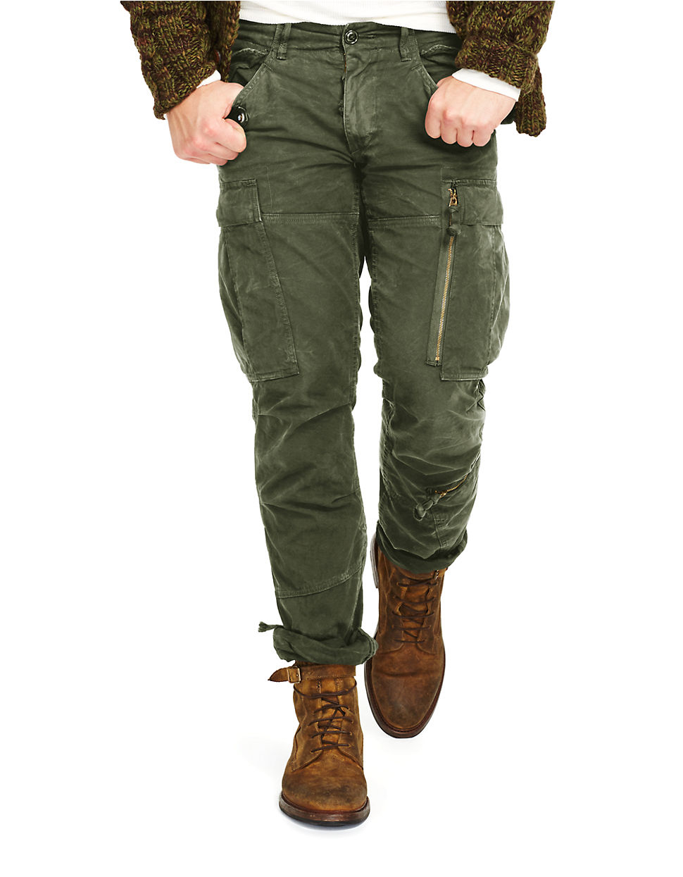 ralph lauren cargo pants womens photo - 1