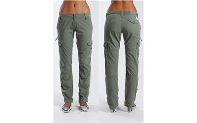 rusty womens cargo pants photo - 1