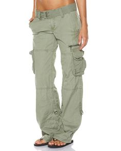 rusty womens cargo pants photo - 2