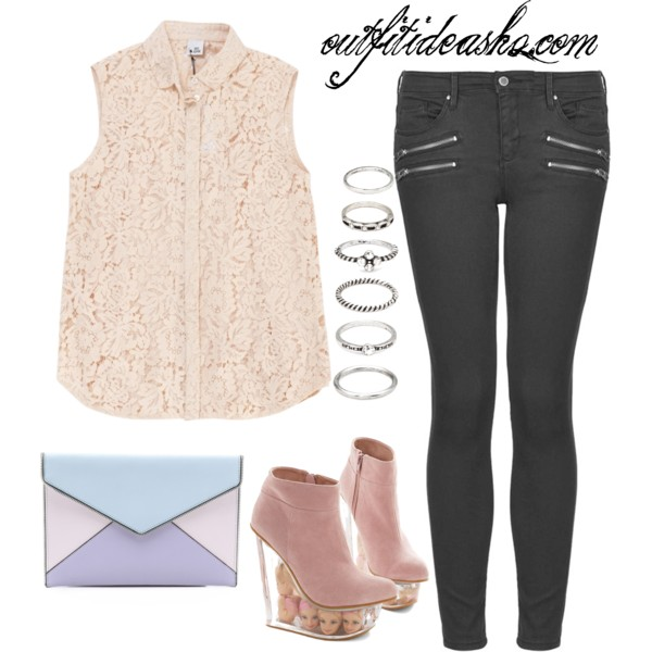 skinny pants outfit ideas photo - 2