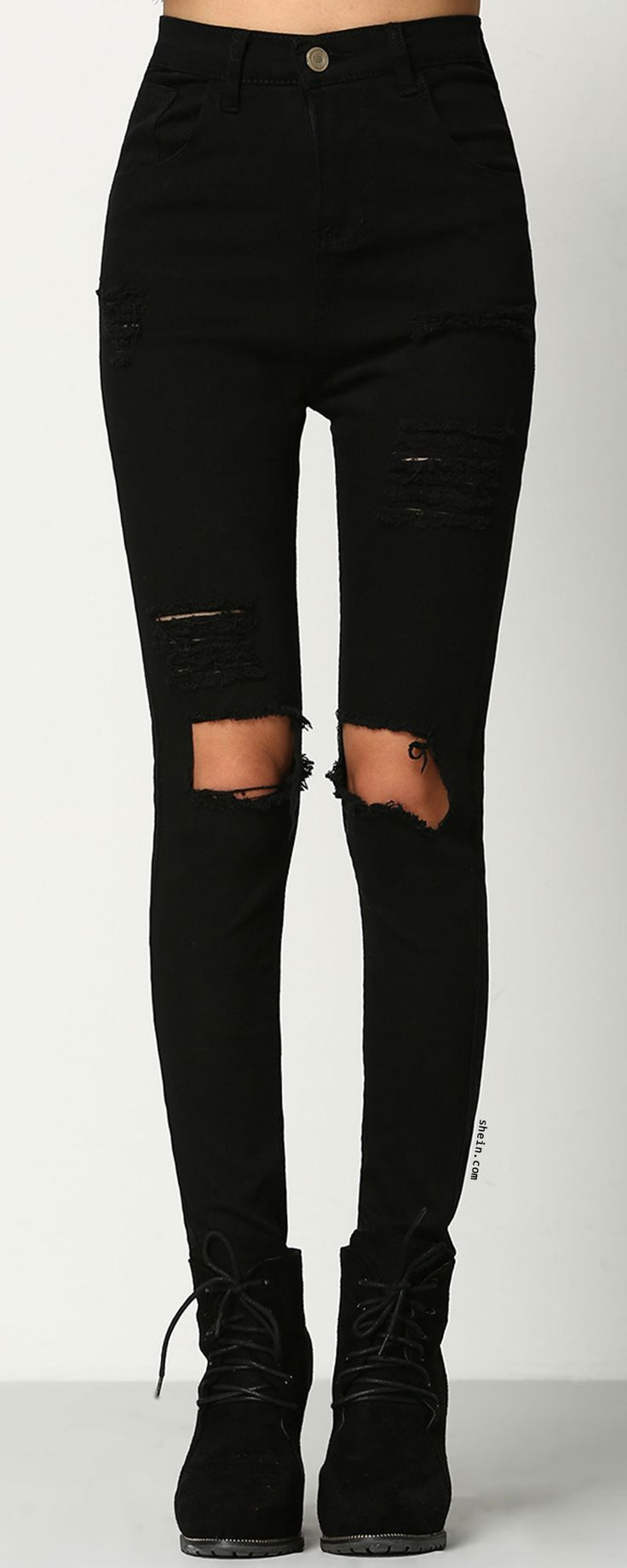 skinny pants outfits pinterest photo - 1