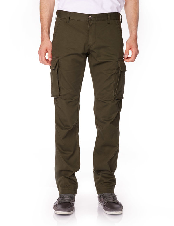 slim cargo pants womens photo - 2