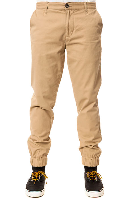 slim jogger pants photo - 2