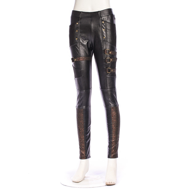 steampunk pants womens photo - 1