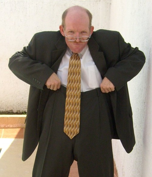 suit pants are too baggy photo - 1