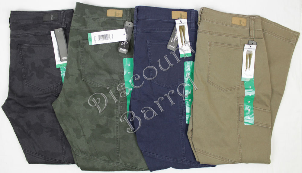 unionbay womens cargo pants photo - 2