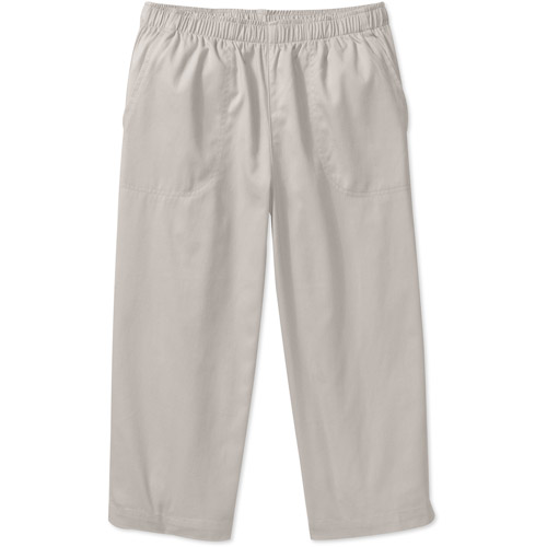 white stag womens pull on pants photo - 1