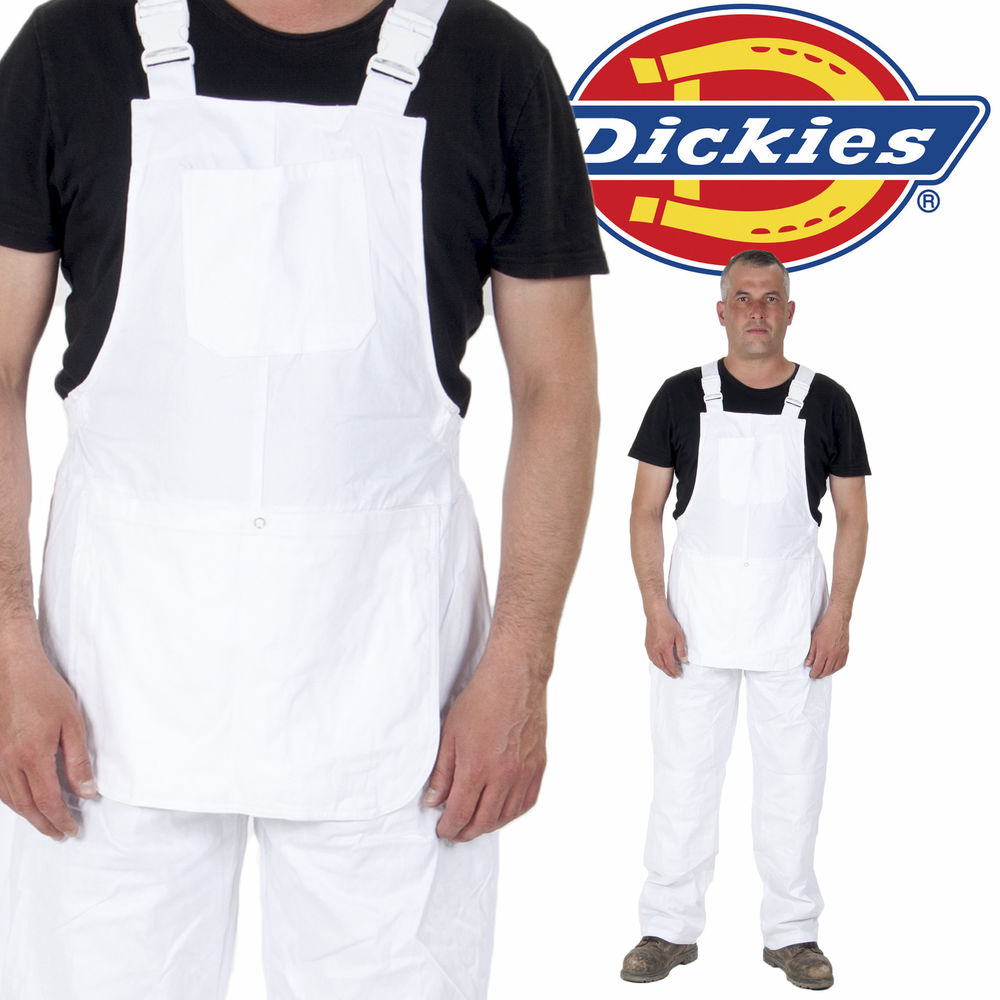white womens dickies pants photo - 2