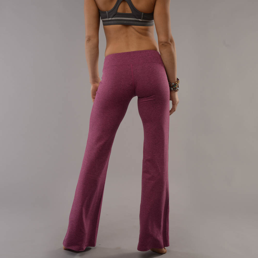 wide leg yoga pant photo - 1